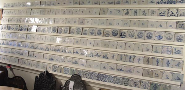 Delft Antique Tiles