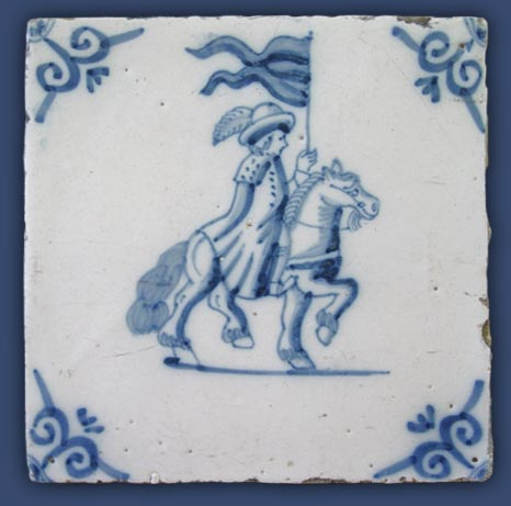 Antique Dutch Tiles